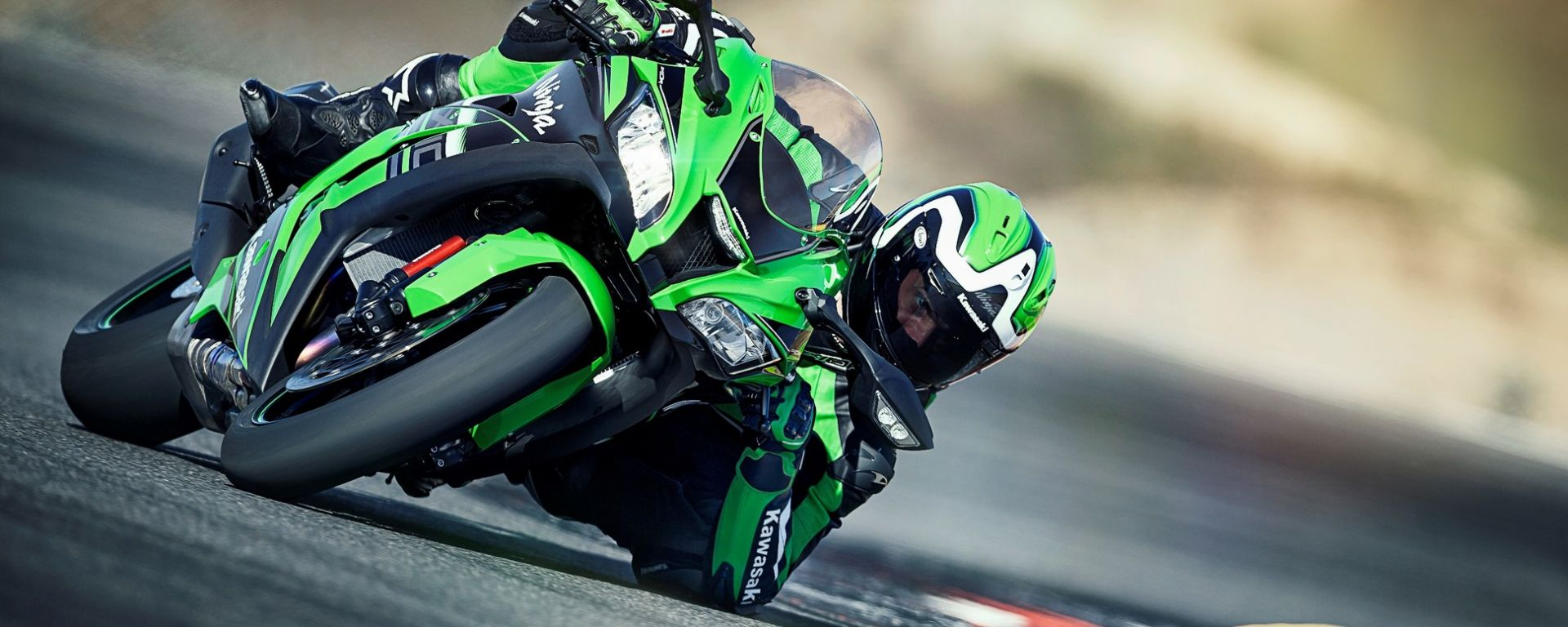 Kawasaki a Motodays 2016