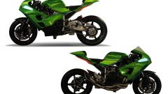 Kawasaki al Motor Bike Expo 2016 - Immagine: 4
