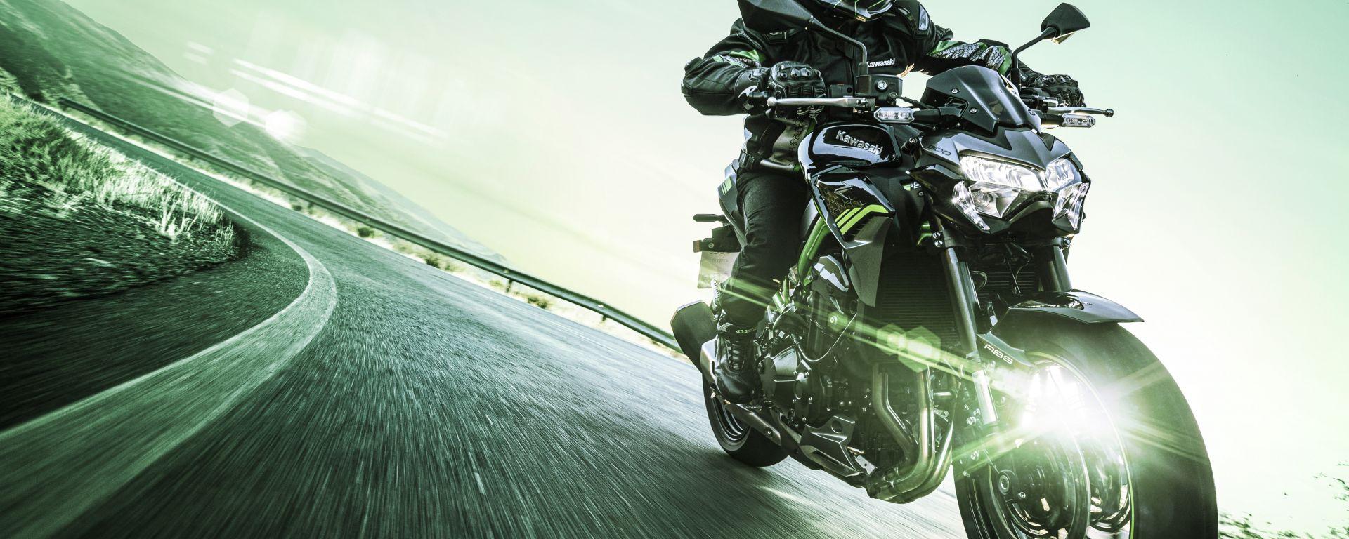 Kawasaki al Motor Bike Expo