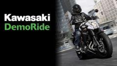 Kawasaki Demo Ride Tour - Immagine: 1