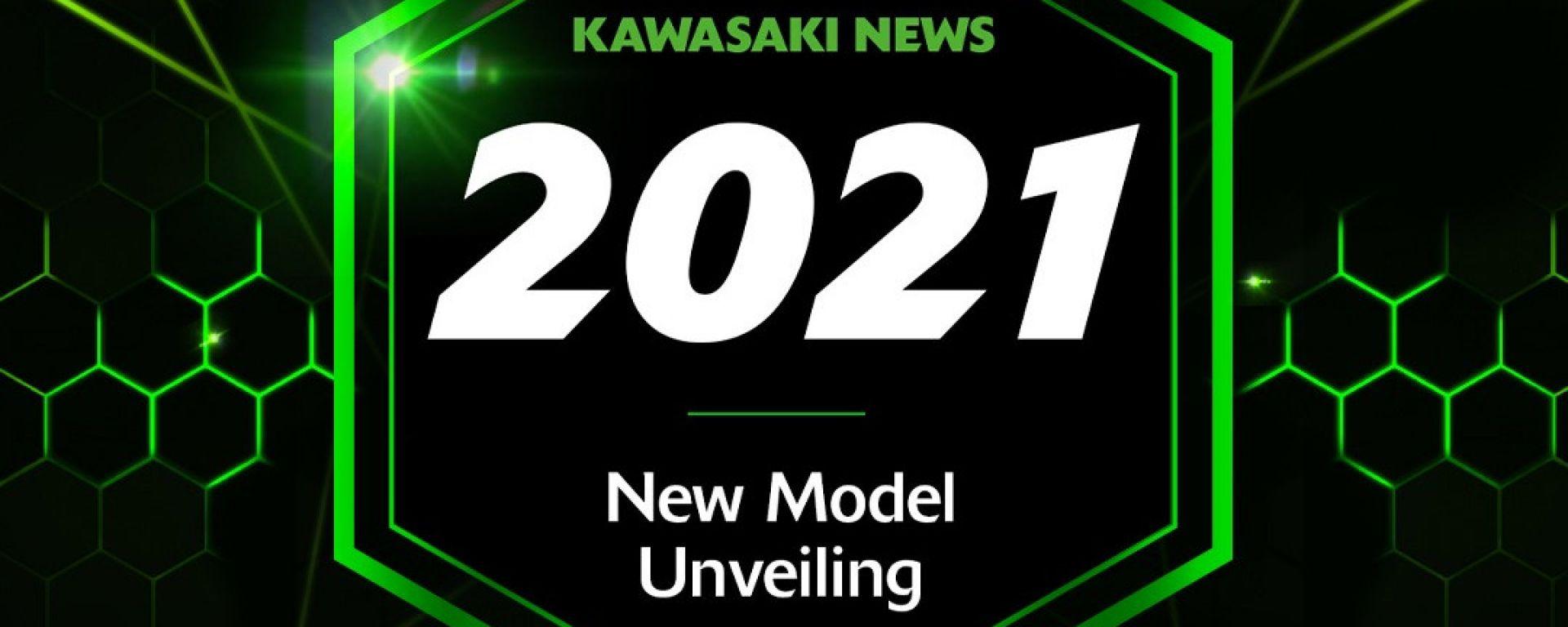 Kawasaki pronta a svelare le prime novità 2021: la diretta streaming