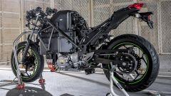 Kawasaki EV, la supersportiva elettrica
