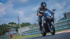 Kawasaki EV, in azione con la supersportiva elettrica a marce - Immagine: 1