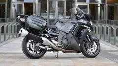 Kawasaki GTR 1400 2015 - Immagine: 20