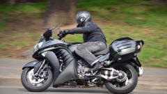 Kawasaki GTR 1400 2015 - Immagine: 12