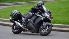Kawasaki GTR 1400 2015 - Immagine: 15