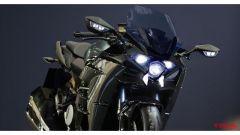 Kawasaki H2 GT, la Sport Tourer con il turbo