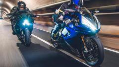 Confronto: moto elettrica sfida Kawasaki Ninja H2, la drag race