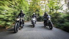 Kawasaki, Honda e Yamaha: testa a testa