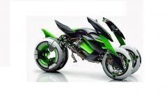 Kawasaki J Concept, dopo il video teaser la vedremo in strada?