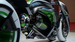 Kawasaki J Concept: la moto a quattro ruote in video - Immagine: 4