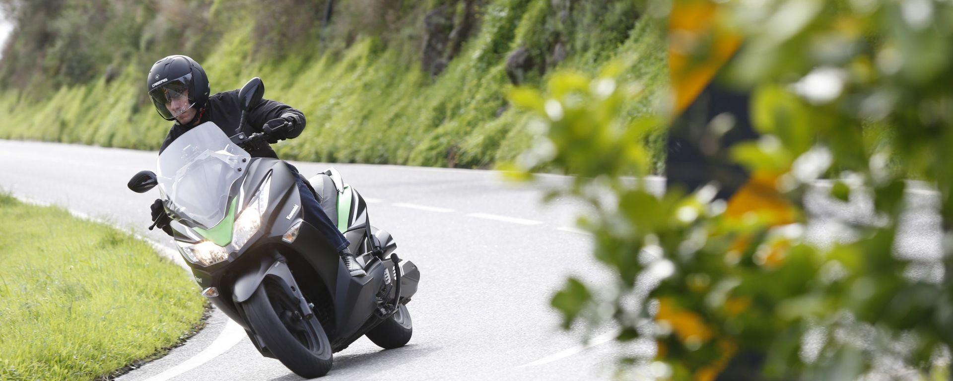 Kawasaki J300: ora è in promozione