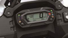 Kawasaki KLR 650, il nuovo display LCD