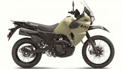 Kawasaki KLR 650 la versione base