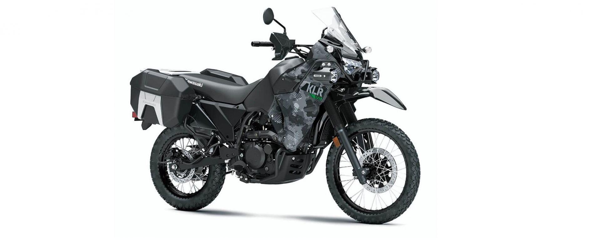 Kawasaki KLR 650 torna sul mercato