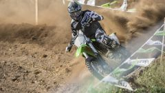 Kawasaki KX250F 2017: ora è più leggera e potente - Immagine: 12