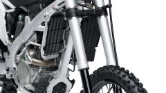 Kawasaki KX250F 2017: ora è più leggera e potente - Immagine: 30