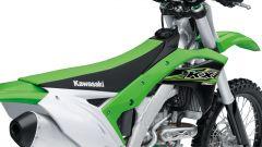 Kawasaki KX250F 2017: ora è più leggera e potente - Immagine: 32