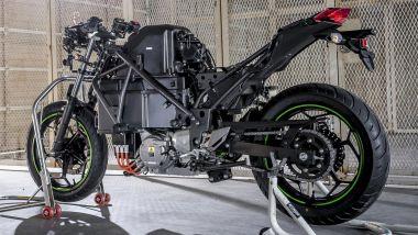Kawasaki: la moto elettrica