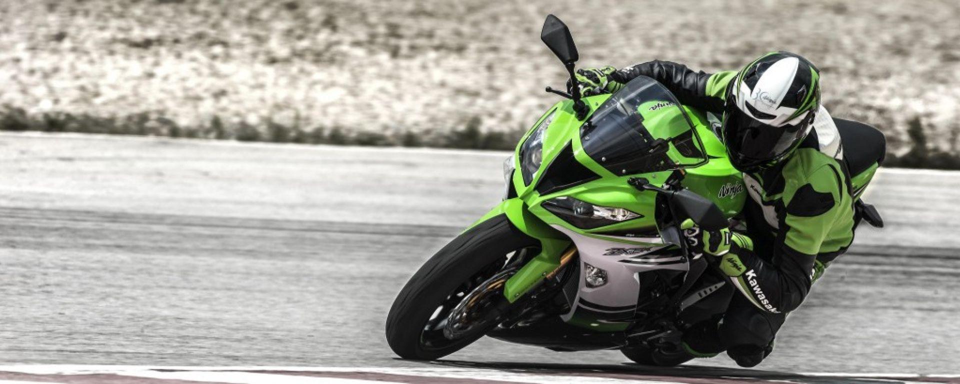 Tenetevi forte: nel 2019 torna la Kawasaki Ninja 636!