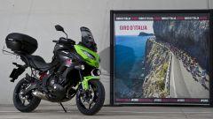 Kawasaki: la Versys 650 è la moto ufficiale del 99° Giro d'Italia 2016 - Immagine: 3