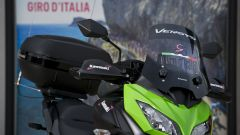 Kawasaki: la Versys 650 è la moto ufficiale del 99° Giro d'Italia 2016 - Immagine: 2