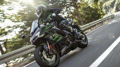 Kawasaki Ninja 1000 SX 2020: ha anche il cambio quickshifter up&down