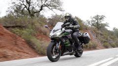 Kawasaki Ninja 1000 SX 2020: la prova su strada in Spagna