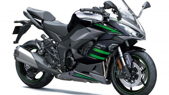 Kawasaki Ninja 1000 SX: la nostra video prova