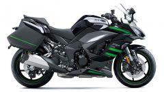 Kawasaki Ninja 1000SX 2020: impostazione sportiva ma strizza l'occhio al turismo