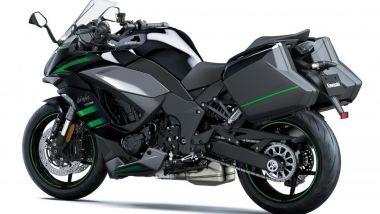Kawasaki Ninja 1000SX 2020: la moto giapponese con le valigie laterali