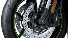 Kawasaki Ninja 1000SX 2020: l'impianto frenante