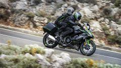 Kawasaki Ninja 1000SX 2022: novità, colori, caratteristiche