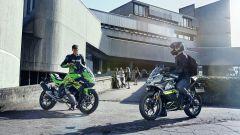 Kawasaki Ninja 125, a EICMA 2018 per studiare da grandi - Immagine: 9