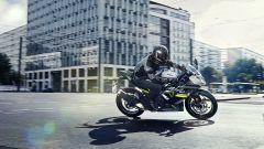 Kawasaki Ninja 125, a EICMA 2018 per studiare da grandi - Immagine: 10
