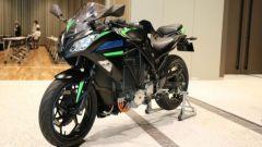 Kawasaki Ninja 250 ibrida: caratteristiche, foto, data d'arrivo