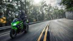 Kawasaki Ninja 400: ecco la moto per il trofeo MotoEstate - Immagine: 3