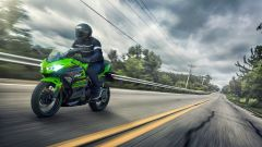 Kawasaki Ninja 400: ecco la moto per il trofeo MotoEstate - Immagine: 5