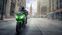 Kawasaki Ninja 400: ecco la moto per il trofeo MotoEstate - Immagine: 7