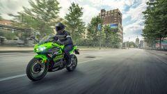 Kawasaki Ninja 400: ecco la moto per il trofeo MotoEstate - Immagine: 8