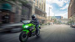 Kawasaki Ninja 400: ecco la moto per il trofeo MotoEstate - Immagine: 9