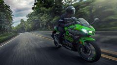 Kawasaki Ninja 400: ecco la moto per il trofeo MotoEstate - Immagine: 16