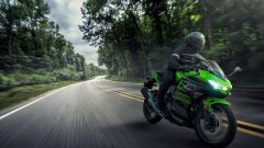 Kawasaki Ninja 400: ecco la moto per il trofeo MotoEstate - Immagine: 17