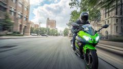 Kawasaki Ninja 400: ecco la moto per il trofeo MotoEstate - Immagine: 19