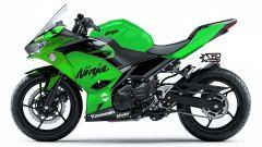 Kawasaki Ninja 400: ecco a livrea del trofeo MotoEstate