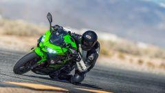 Kawasaki Ninja 400, street born, track inspired