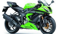 Kawasaki Ninja 636 2019: novità, motore, scheda tecnica
