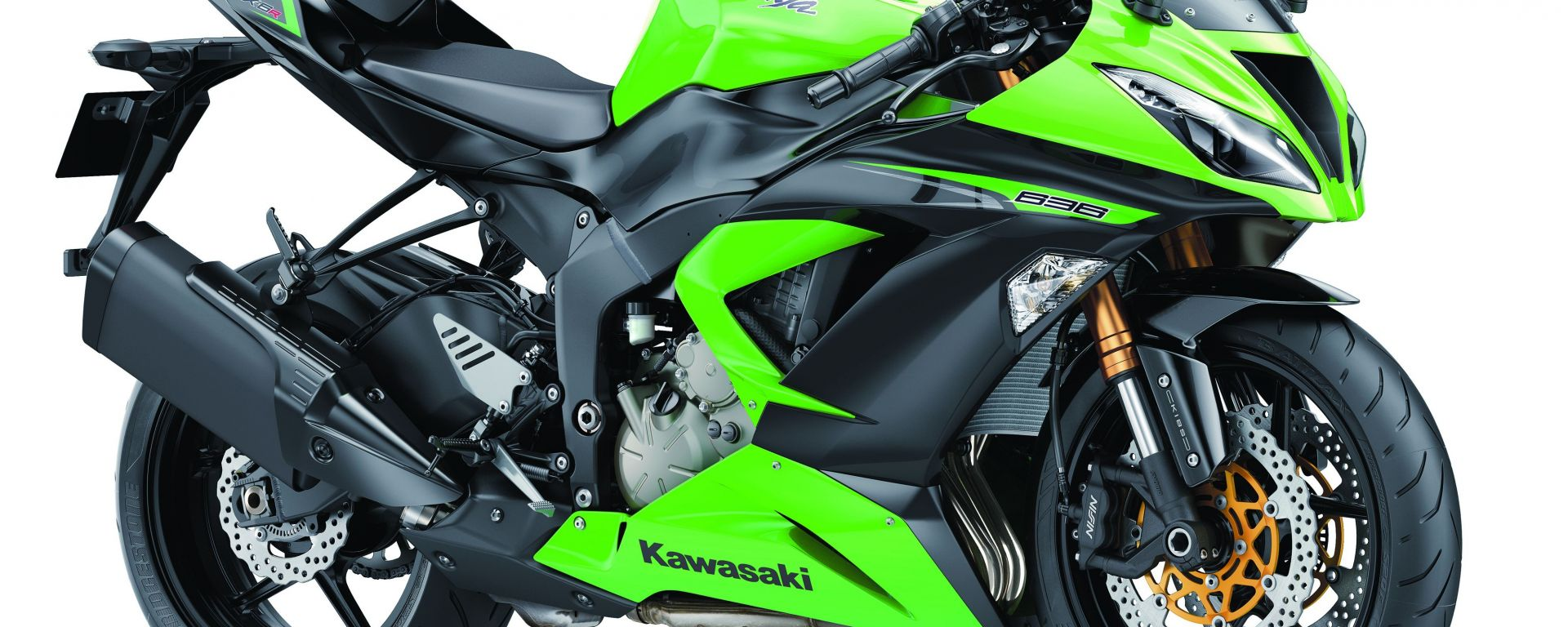 Kawasaki Ninja 636: il ritorno è previsto per il 2019