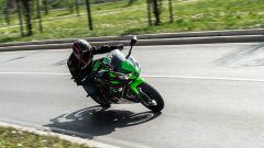 Kawasaki Ninja 650 2021: sportiva per tutti. La prova - Immagine: 6