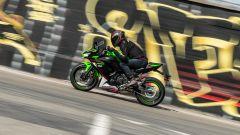Kawasaki Ninja 650 2021: sportiva per tutti. La prova - Immagine: 8